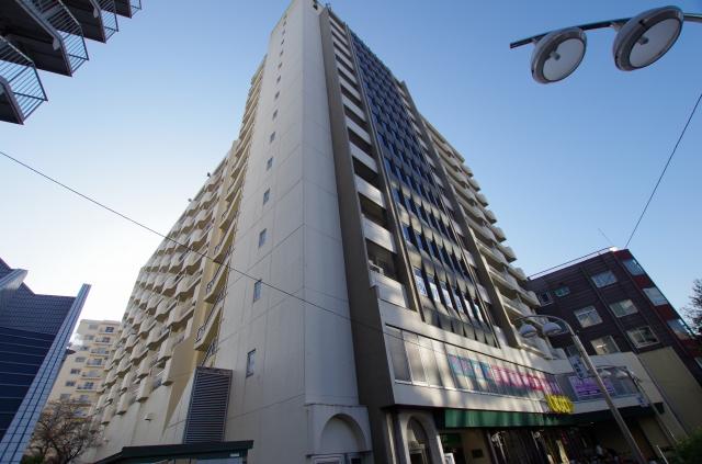 北新宿サマリヤマンション