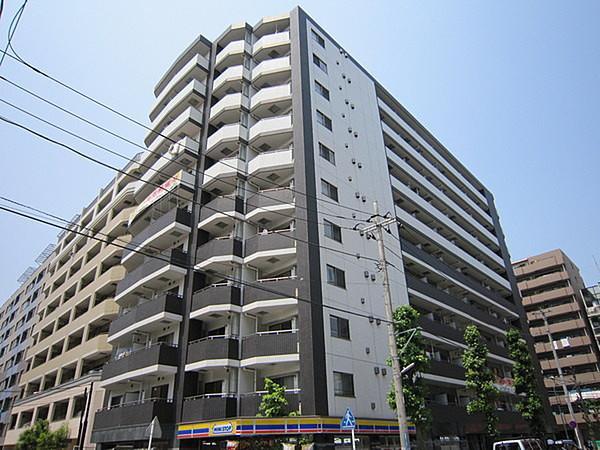 ジーコンフォートウエスト新横浜